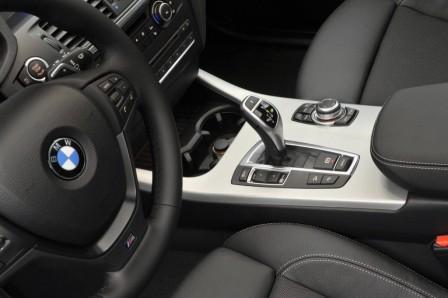 Селектор переключения передач BMW X3 2011