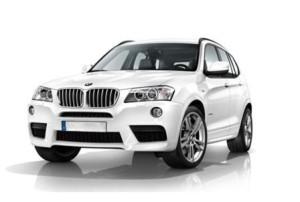 Новый BMW X3 2011