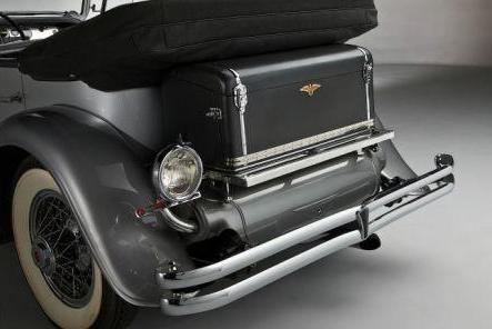 Ретро авто Duesenberg Model J