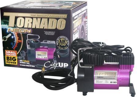 Автомобильный компрессор Торнадо