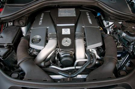 Двигатель Mercedes ML63 AMG