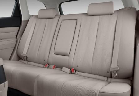 Задний диван Mazda CX7