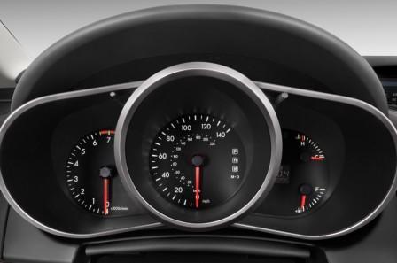 Приборная панель Mazda CX7