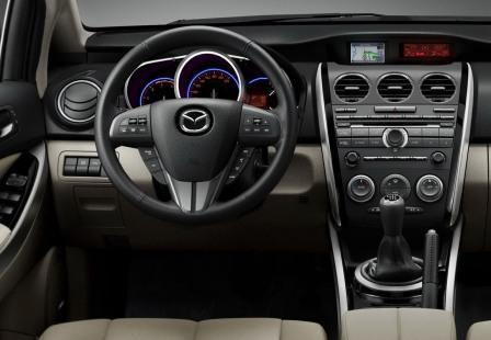Бортовой компьютер Mazda CX7