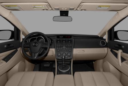 Салон Mazda CX7