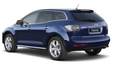 Mazda CX7 2012 года