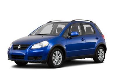 Новый Suzuki SX4
