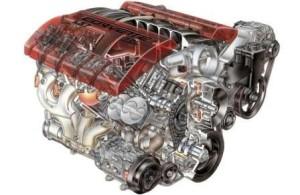 Мощность двигателя автомобиля