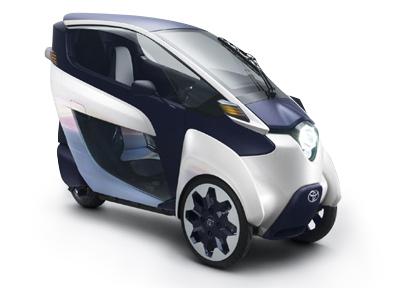 Электромобиль Mini
