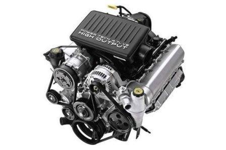 V-образный двигатель