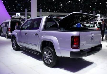 Volkswagen Amarok «Dark Label»