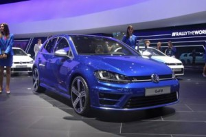 Новинки Фольксваген Volkswagen Golf R