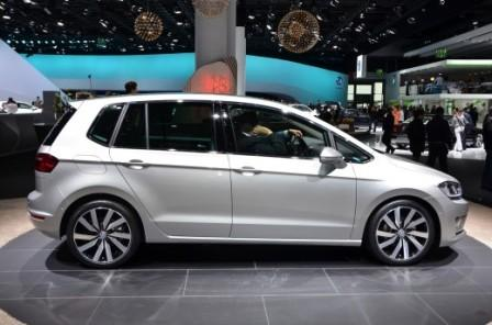 Volkswagen Golf Sportsven