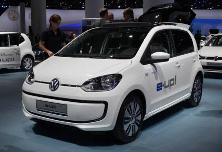 Volkswagen e-up 2013 года