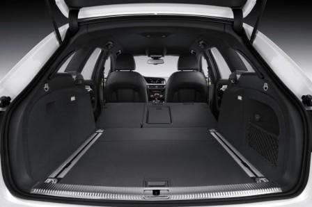 Багажник Audi A4 Allroad Quatro