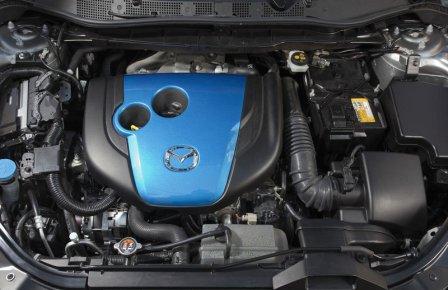 Двигатель 2,5 литра Mazda CX5
