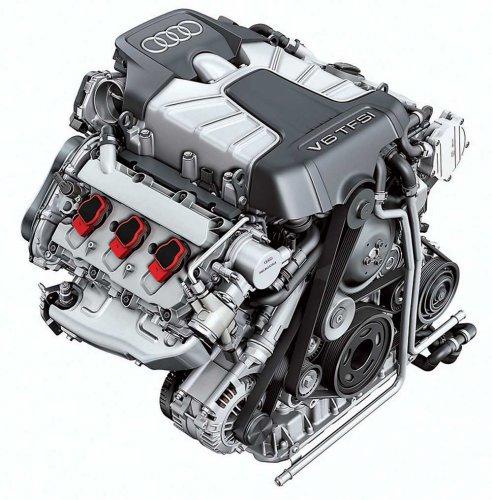 Двигатель Audi A7 Sportback