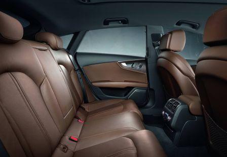 Задний диван Audi A7 Sportback