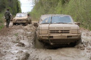 Как выехать из грязи