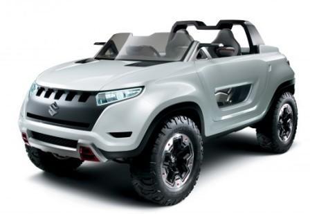 Концепт-кар от Suzuki