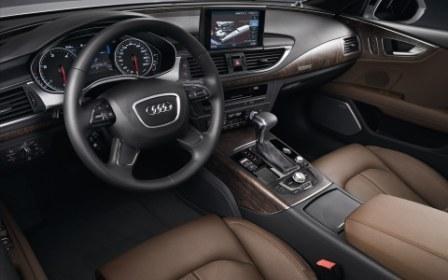 Салон Audi A7 Sportback