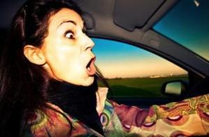 Страх перед вождением автомобиля