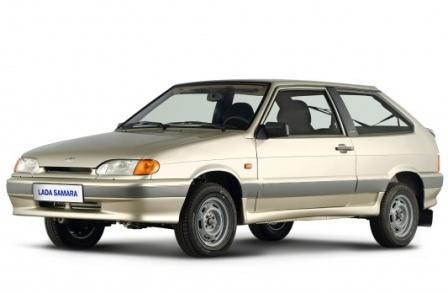 Трехдверный хэтчбек Lada Samara