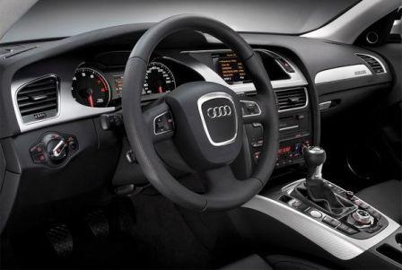 Руль Audi A4 Allroad Quatro