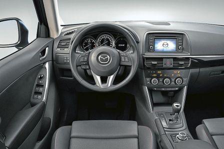 Кроссовер Mazda CX5