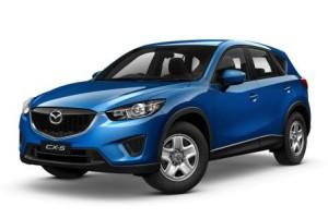обновленная Mazda CX5 2013 года