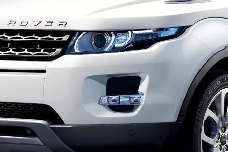 Фары Range Rover Evoque