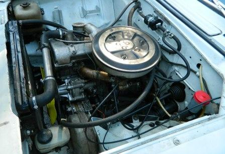 Двигатель Москвич Комби
