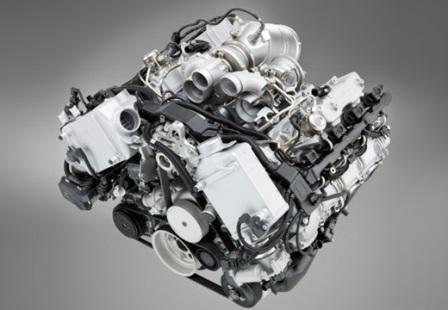 Двигатель 4,4 BMW X6M