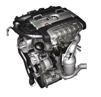 Двигатель 1.4 Volkswagen Touran