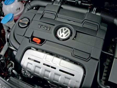 Двигатель Volkswagen Touran