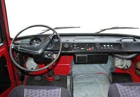 Кабина грузовичка Баркас 1000