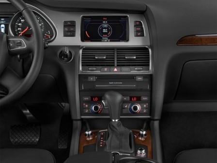 Консаль Audi Q7 TDI