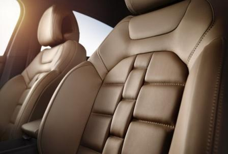 Кресла Citroen DS4
