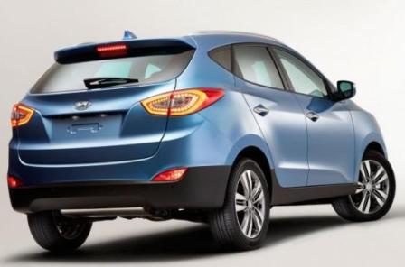 Обновленный Hyundai ix35