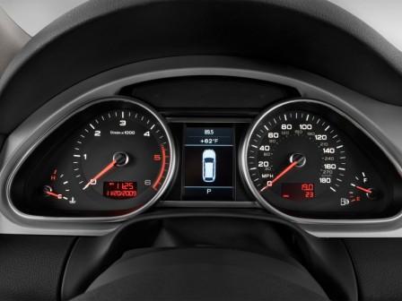 Приборная панель Audi Q7 TDI