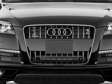 Радиаторная решетка Audi Q7 TDI