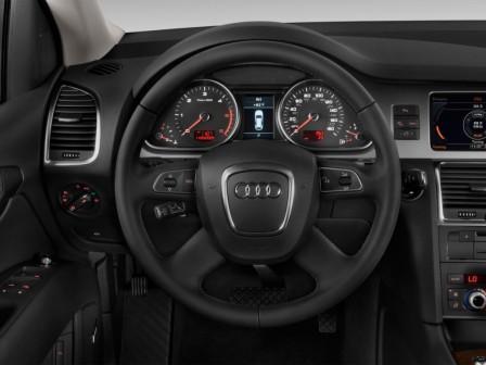 Руль Audi Q7 TDI