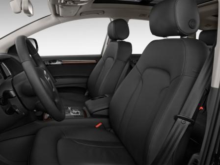 Салон Audi Q7 TDI