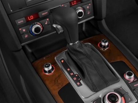 Селектор коробки передач Audi Q7 TDI