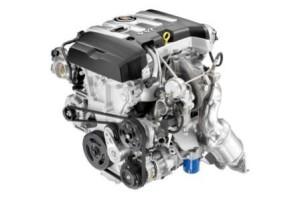 Турбированный двигатель Cadillac ATS