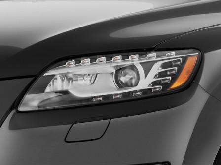 Фара Audi Q7 TDI