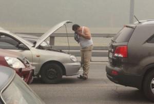 Что делать если машина заглохла на ходу
