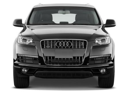 Audi Q7 TDI вид спереди