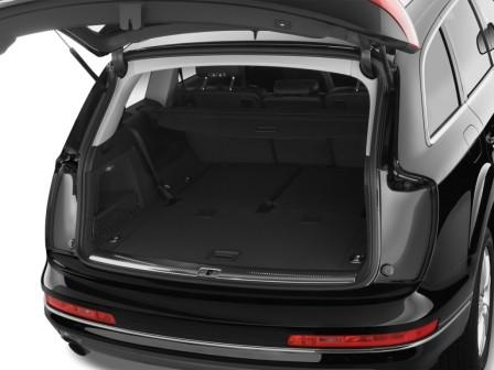 Багажник Audi Q7 TDI