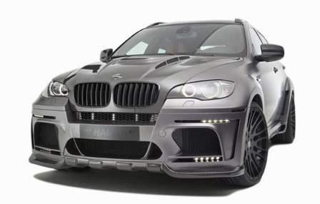 BMW X6M Hamann 2014 года